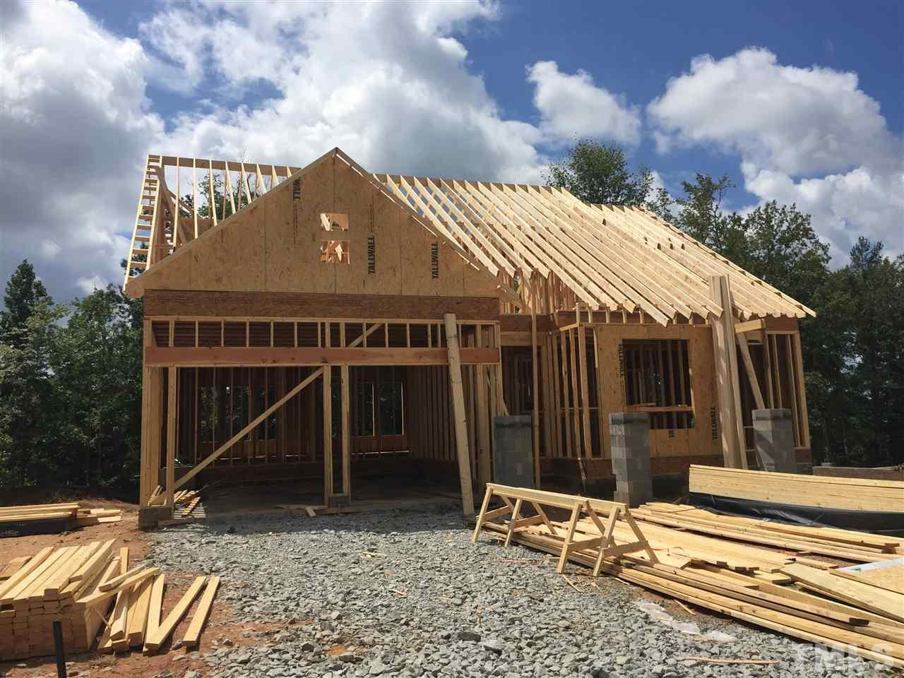 Raleigh home construction