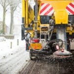 Reducing Plant Damage from Road Rock Salt