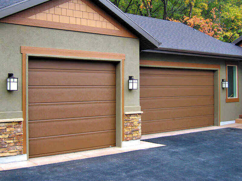 Pricing Guide How Much Does A Garage Door Replacement Cost Lawnstarter
