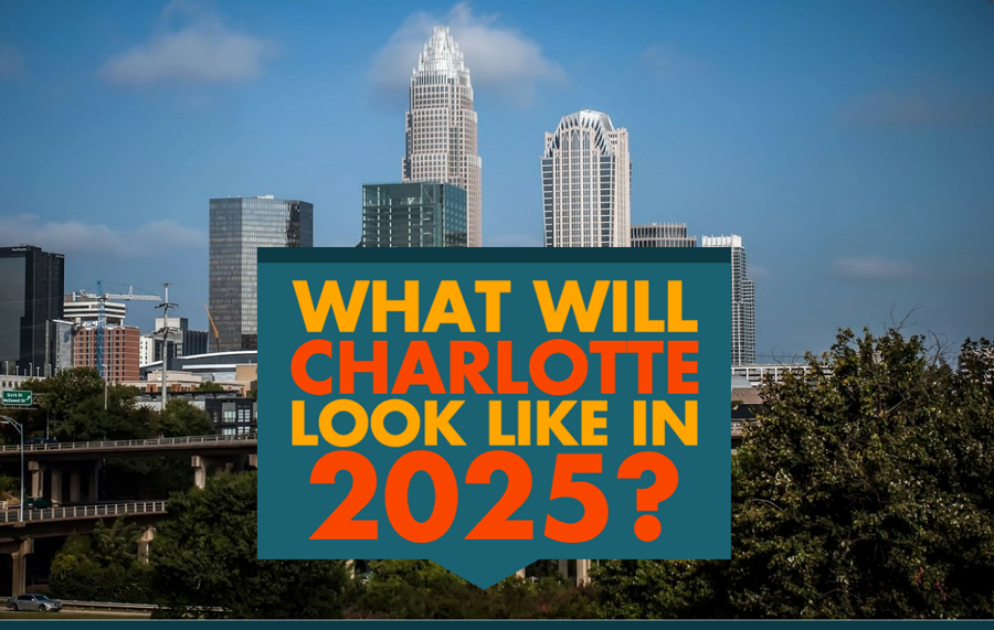 What Will Charlotte Look Like in 2025? - LawnStarter