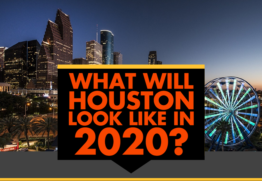 What Will Houston Look Like In 2020 Lawnstarter
