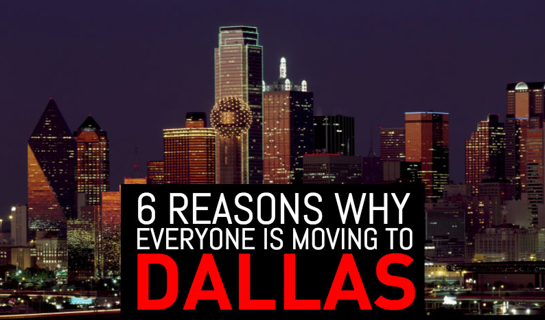 6 Reasons Why Everyone Is Moving To Austin Texas by Lawnstarter